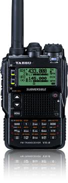 Yaesu Vertex VX-8R