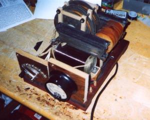 Spark Gap Transmitter
