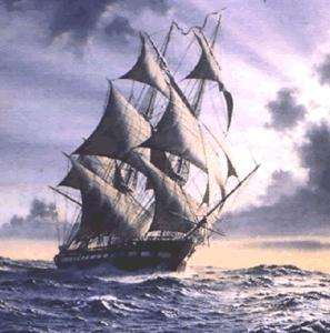 U.S.S. Constitution (Old Ironsides)