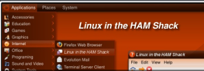 linux in the ham shack