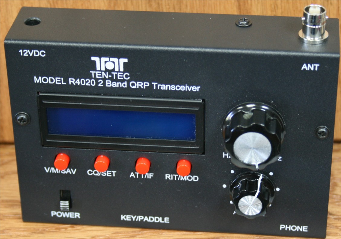 New Two Band TEN-TEC CW QRP Transceiver | Ham Radio - Ham ...