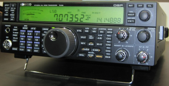 Kenwood_TS-590S Review