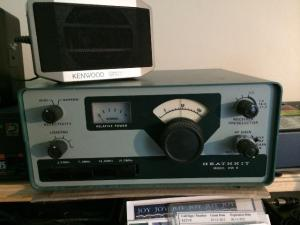 Our Heathkit HW8