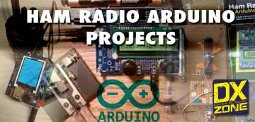 arduino ham radio projects