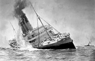Lusitania 100th Anniversary Commemorative