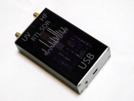 100KHz To 1.7GHz SDR Tuner Receiver