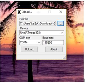 DVMega Firmware X-Loader