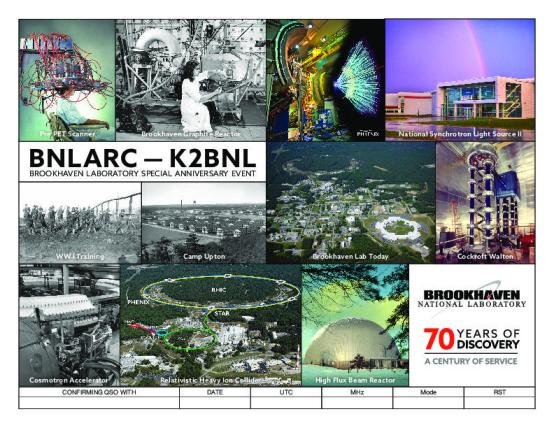 Brookhaven National Lab - 70 Years of Science