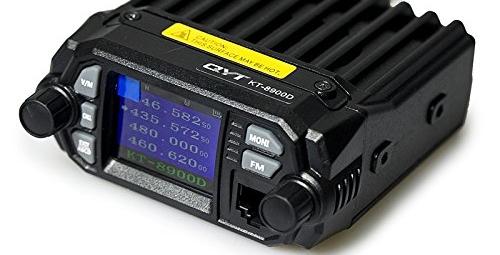QYT KT8900D Mobile Radio