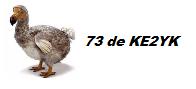 73 de KE2YK