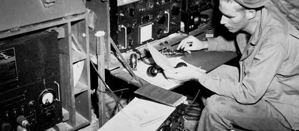 Vintage Morse Code