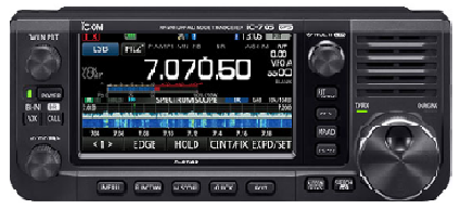 The ICOM IC-705