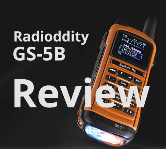 Radioddity GS-5B