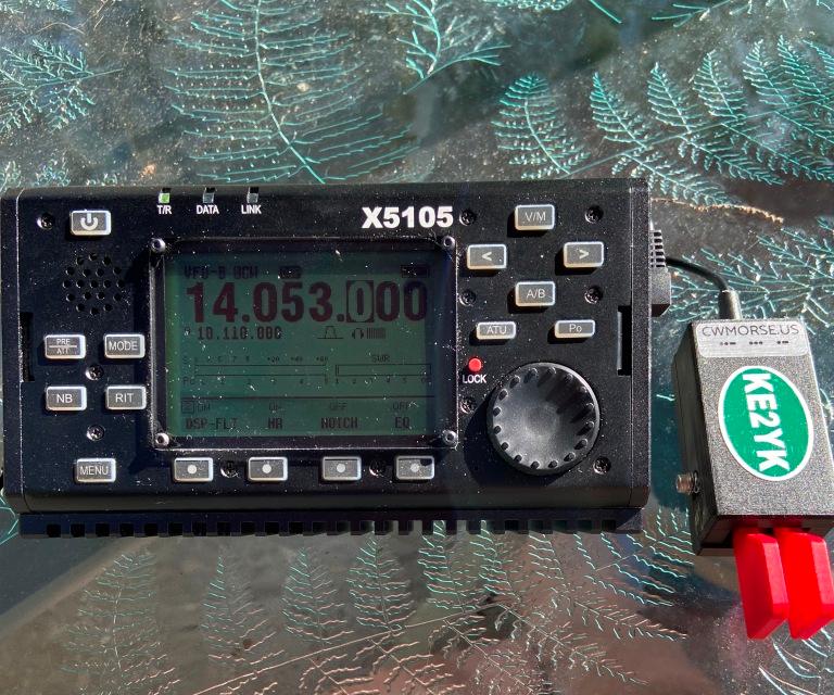 X5105 Portable QRP