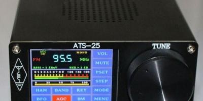 ATS-25 Si4732 Receiver
